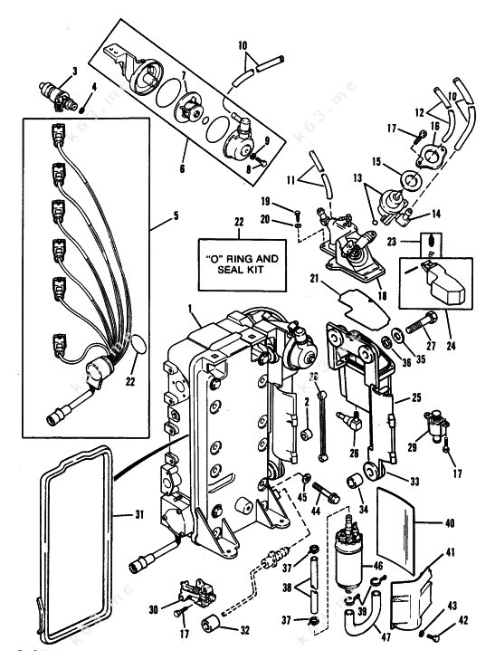 1994 dodge dakota v6 belt diagram