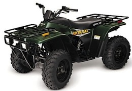 2000 Arctic Cat ATV Factory Service Manual