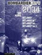2004 Bombardier Outlander 330/400 Factory Service Manual