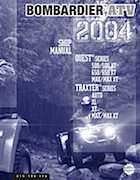 2004 Bombardier Quest/Traxter Series Shop Manual