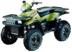 2001 - Polaris Sportsman 400-500 DUSE and H.O. Service Manual